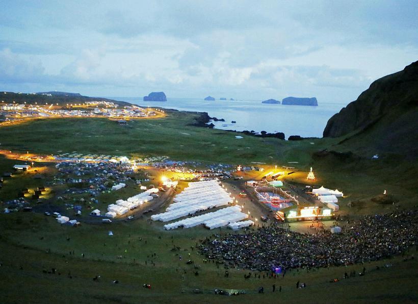Þjóðhátíð is the longest running festival in Iceland.