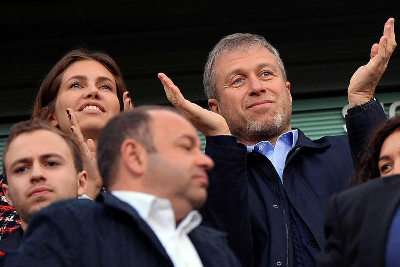 Roman Abramovich, eigandi Chelsea.