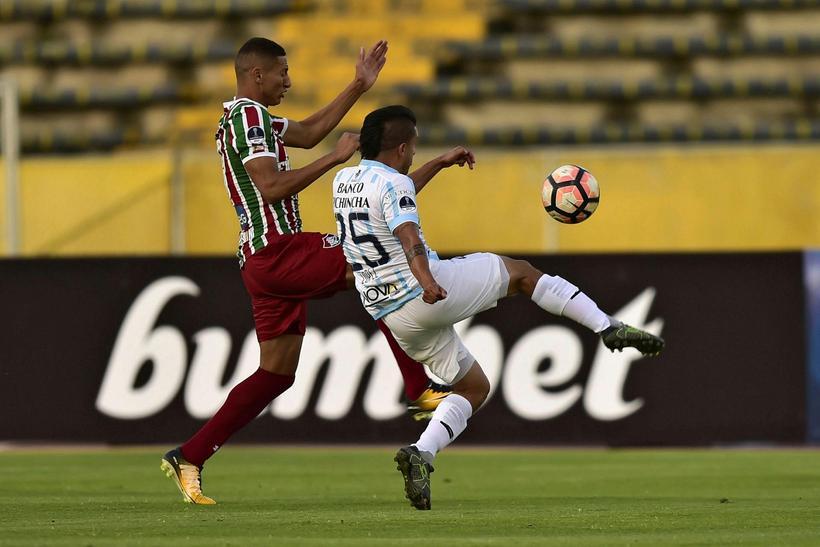 Brasilíski framherjinn Richarlison er kominn til Watford frá Fluminense fyrir ...