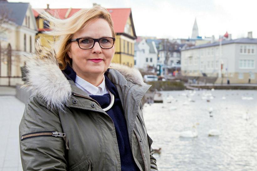Marta Guðjónsdóttir borgarfulltrúi.