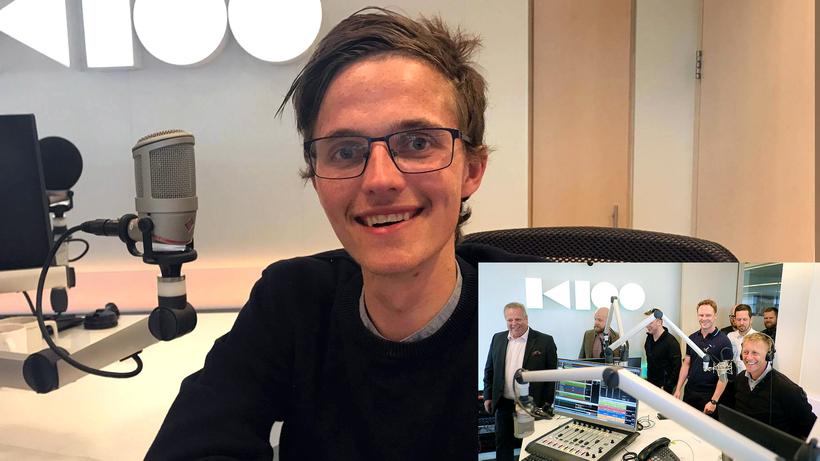 Gunnar Karl Haraldsson ætlar að hlaupa 10 km í hjólastól ...