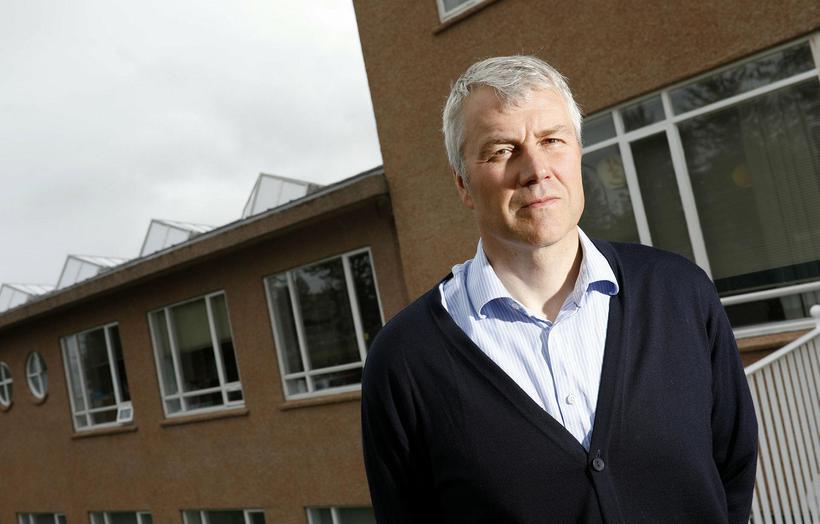 Ólafur B. Einarsson, verkefnastjóri lyfjamála hjá embætti landlæknis.