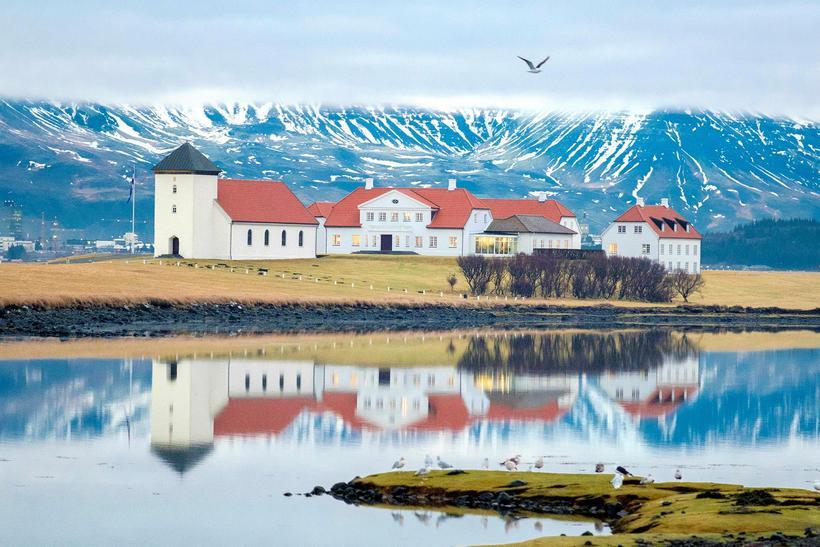Greiða þarf áfengisgjald af víninu á Bessastöðum nái tillögur ríkisstjórnarinnar ...