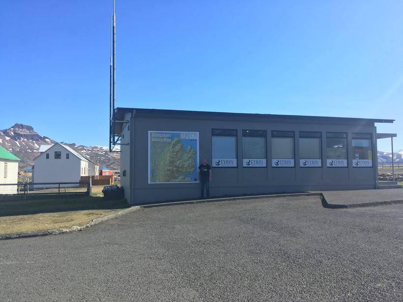 Eyrin á Borgarfirði eystri.