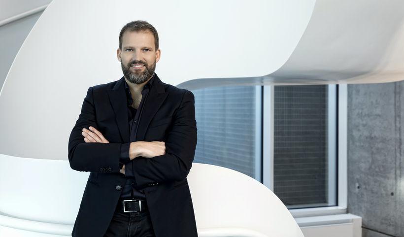 Róbert Wessmann, CEO and founder of Alvotech.