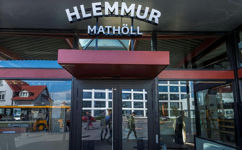 Hlemmur Mathöll is the new food hall at Hlemmur square, ...