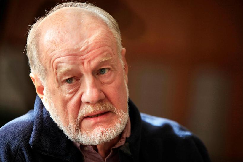 Bengt Lindroth, rithöfundur og fyrrverandi fréttamaður og fréttastjóri.
