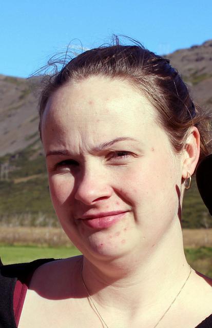 Erna Guðnadóttir.