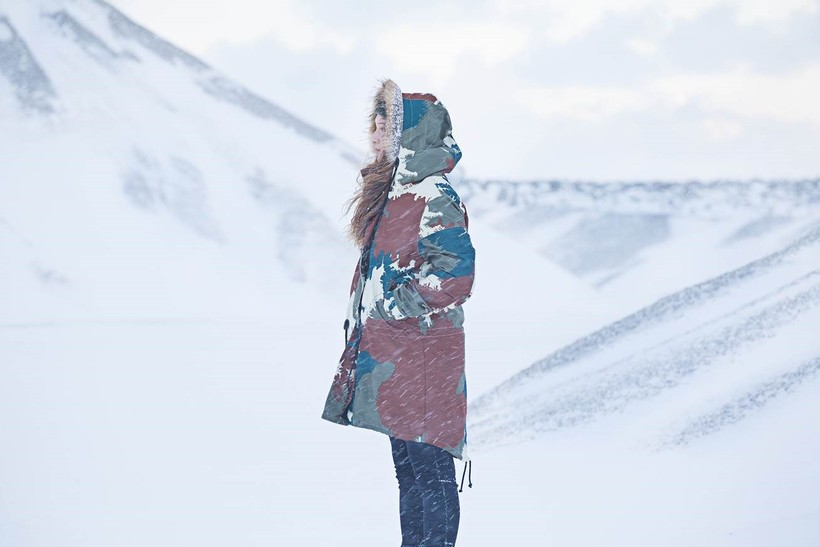 """A Cintamani """"Iceland"""" jacket - warm, gorgeous and it features ..."""
