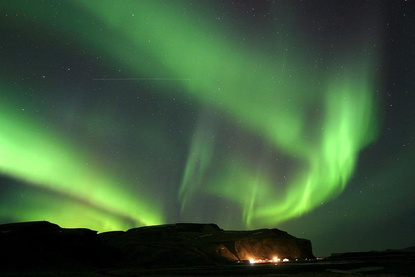 Reykjavik To Switch Off Street Lights For Northern Lights
