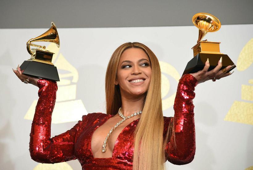 Beyoncé er drottning RnB tónlistarinnar.