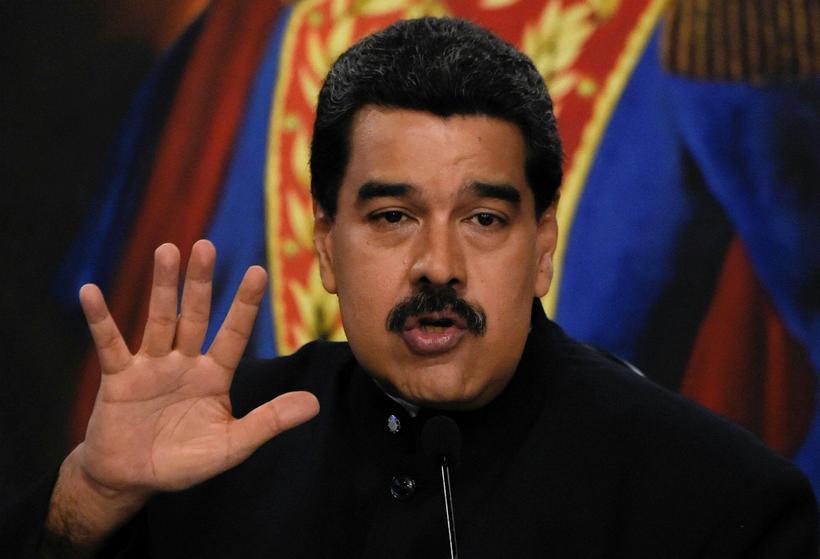 Nicolas Maduro, forseti Venesúela, ætlar að draga úr niðurgreiðslum á ...