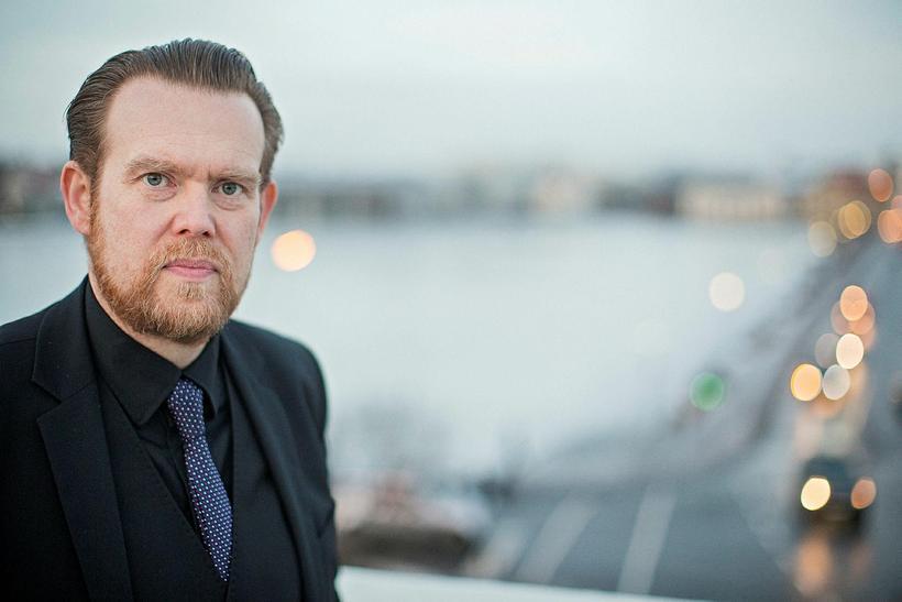 S. Björn Blöndal.