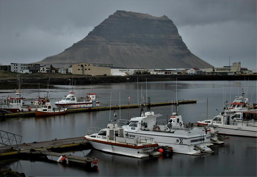 Stefnt er að áframhaldandi öflugri starfsemi í Grundarfirði.