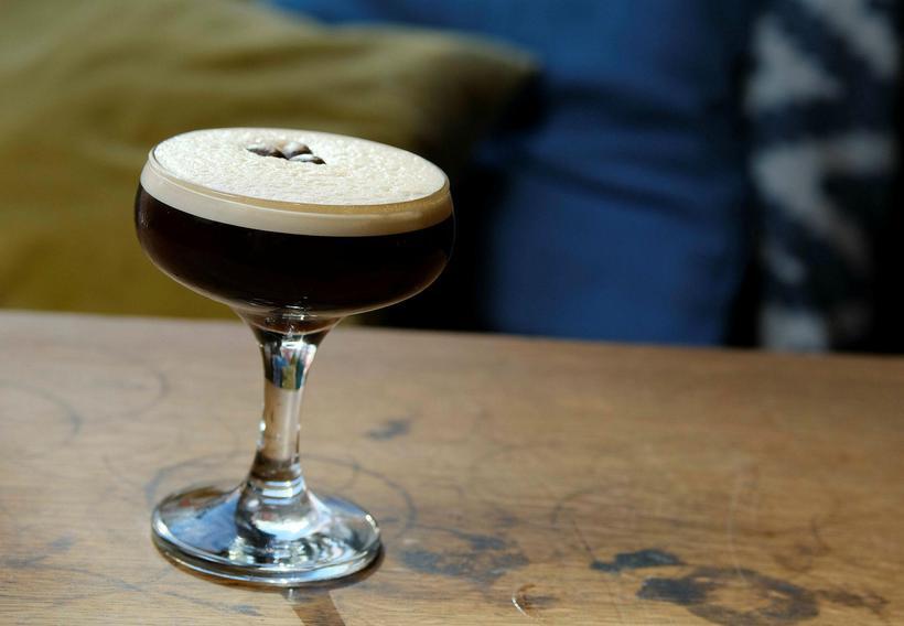 Espresso-martini er afar vinsæll um allan heim.