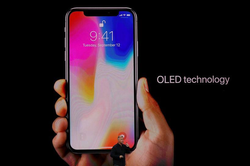 Heimatakkinn er á bak og burt í nýjum iPhone X.