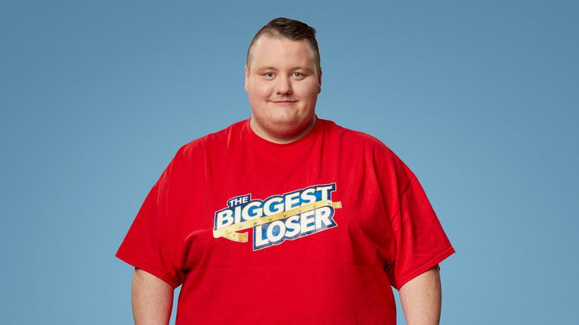 Ragnar Anthony Svanbergsson keppir í fjórðu þáttaröðinni af Biggest Loser ...
