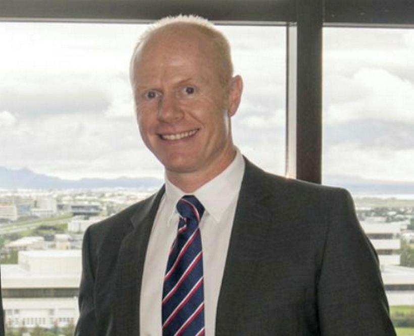 Magnús Ólafur Garðarsson, fyrrverandi forstjóri United Silicon.