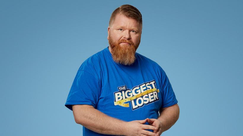 Almar Þór Þorgeirsson keppir í fjórðu þáttaröðinni af Biggest Loser ...