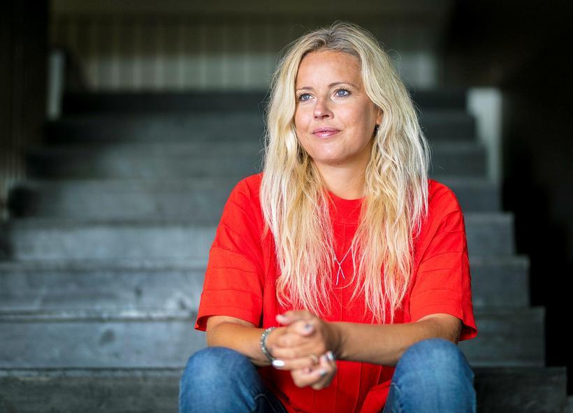 Erla Björnsdóttir sálfræðingur og nýdoktor.