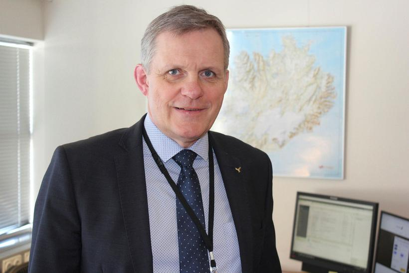 Jón Gunnarsson, sveitarstjórnar- og samgönguráðherra.