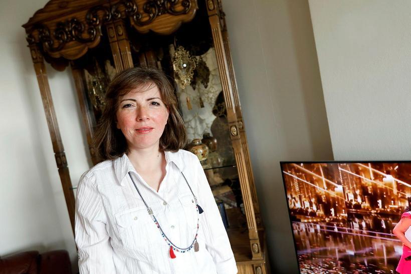 Lina Ashouri hefur búið á Íslandi frá febrúar 2015. Hún …