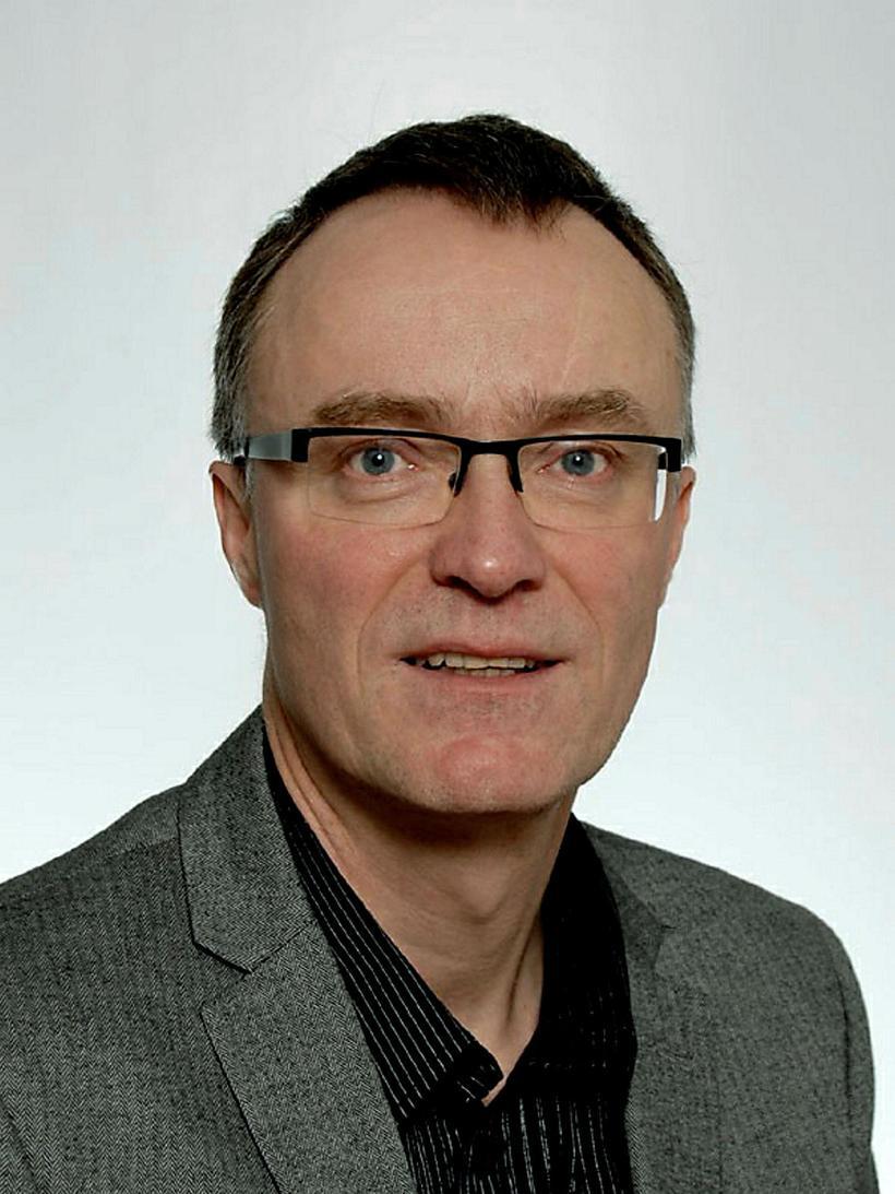 Helgi Gunnlaugsson, prófessor við félagsfræðideild Háskóla Íslands.
