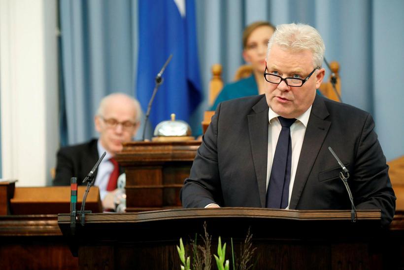 Sigurður Ingi Jóhannsson, formaður Framsóknarflokksins.