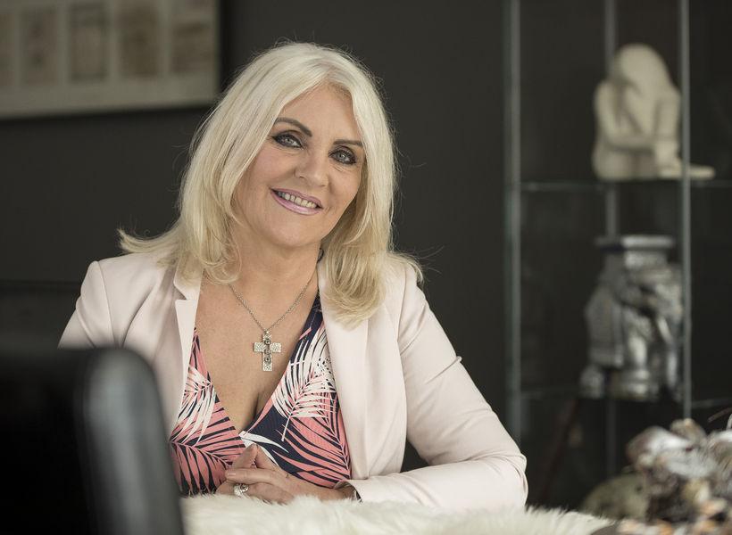 Linda Baldvinsdóttir, markþjálfi og samskiptaráðgjafi hjá Manngildi.
