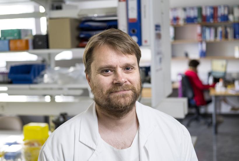 Dr. Ólafur Eysteinn Sigurjónsson.