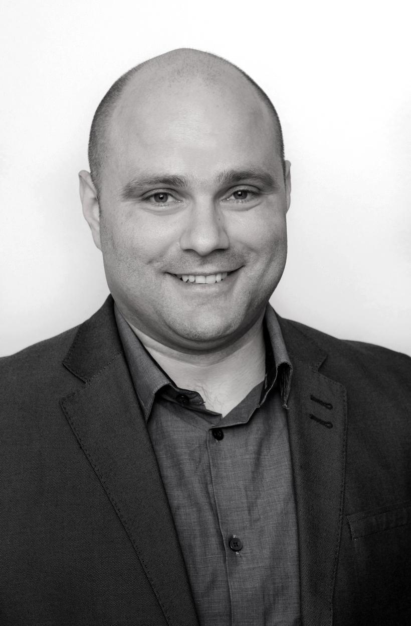 Ingvar Arnarson, bæjarfulltrúi Garðabæjarlistans.