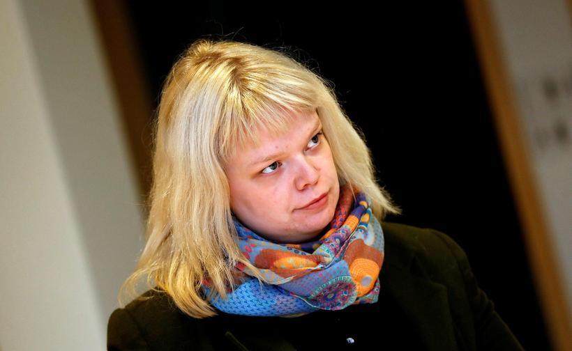 Þórhildur Sunna Ævarsdóttir.