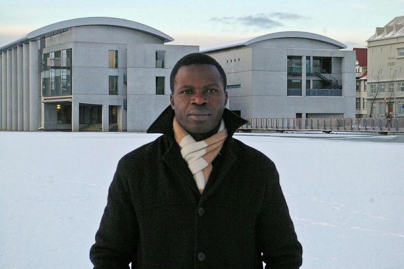 Paul Ramses Oduor árið 2008, sama ár og honum var …