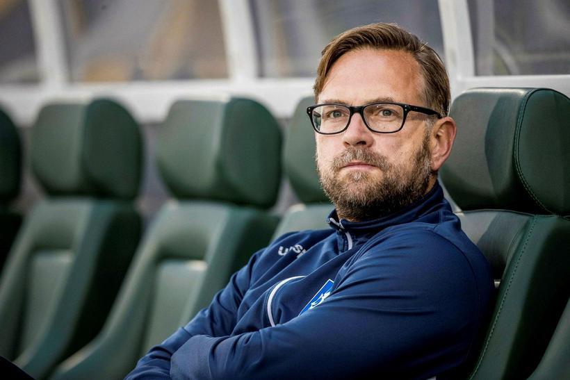 Rúnar Páll Sigmundsson, þjálfari Stjörnunnar.