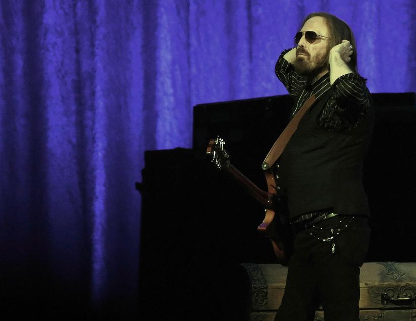 Tom Petty lést í október.