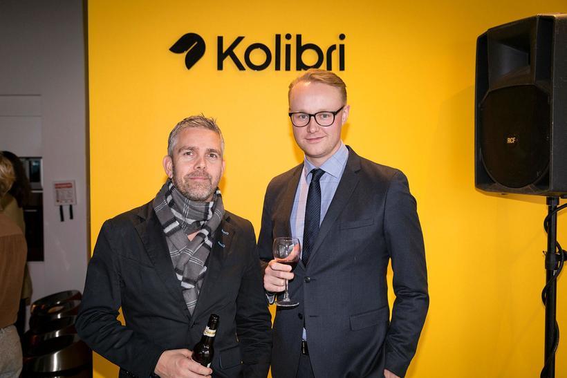 Hreggviður Ársælsson og Ólafur Örn Nielsen.