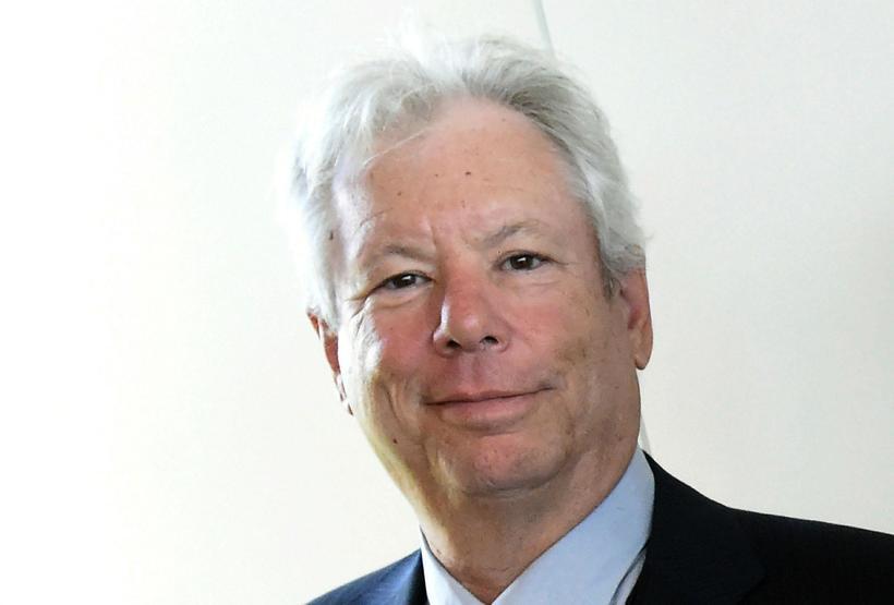 Richard Thaler nóbelsverðlaunahafi.