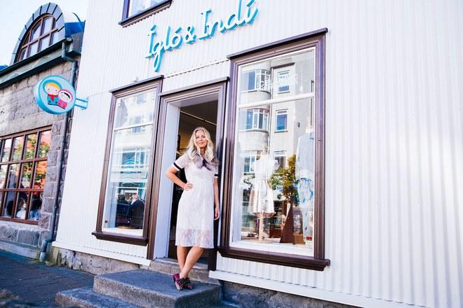 Helga Ólafsdóttir.
