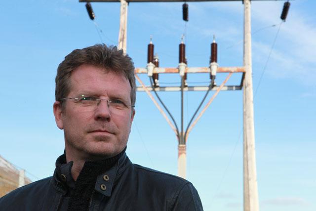 Gunnar Gaukur Magnússon, framkvæmdastjóri VesturVerks.