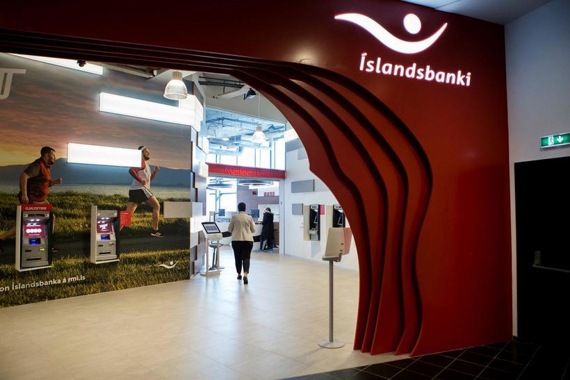 Íslandsbanki hafði ekki erindi sem erfiði.