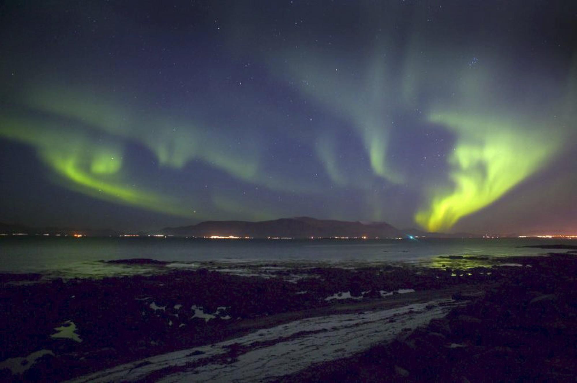 Northern Lights Mystery